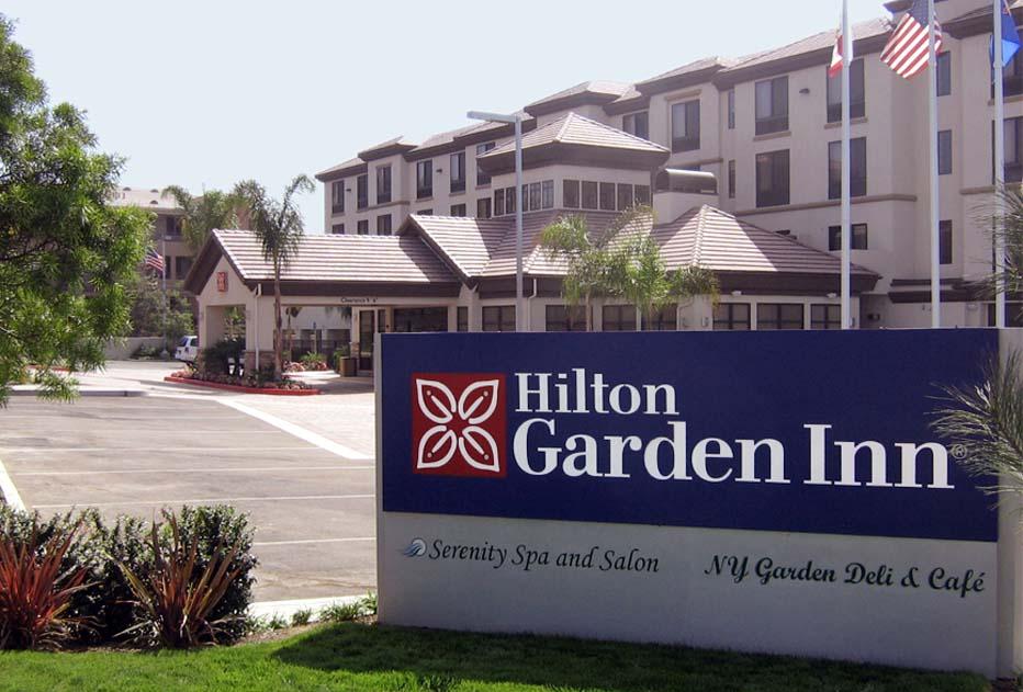 Hilton Garden Del Mar