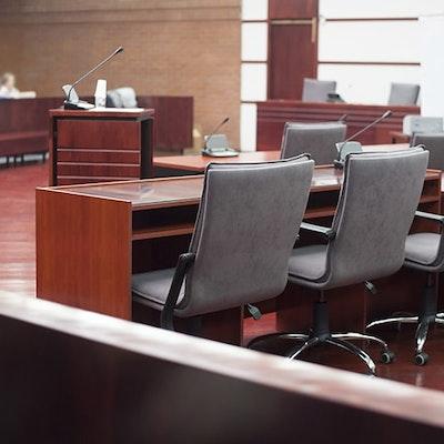 Mock Trial room