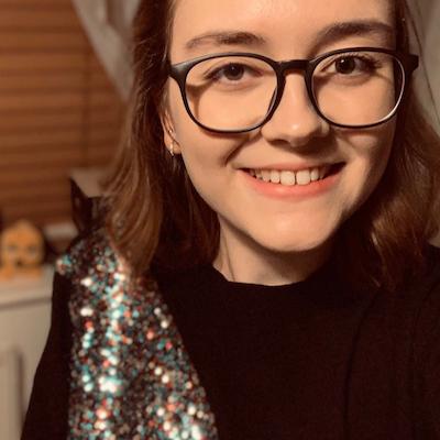 selfie of beth newton