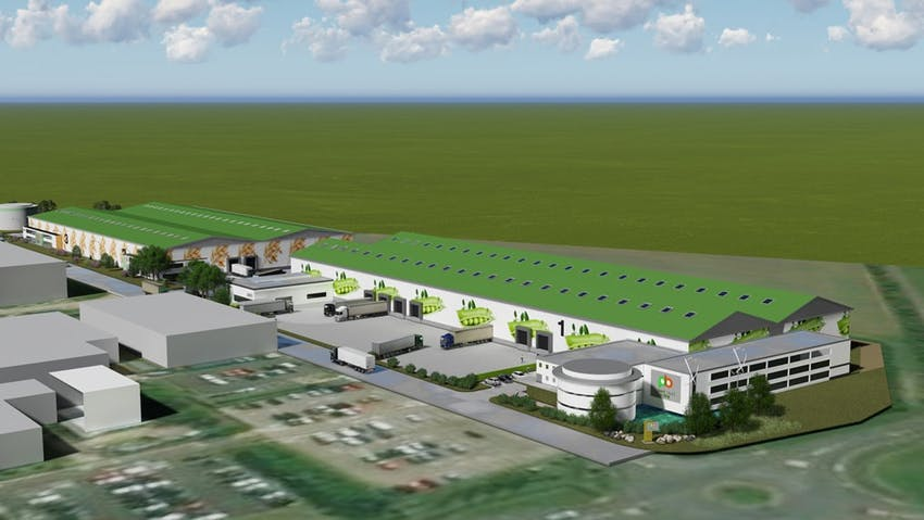 digital plans for the plant based valley manufacturing site