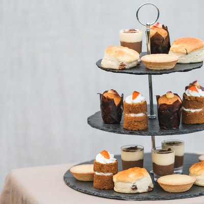 Products from Terry's Patisserie