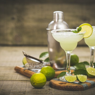 Delicious Margaritas