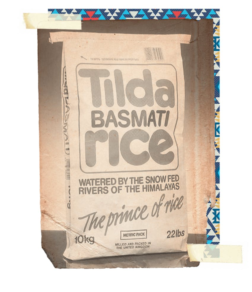 tilda foodservice rice