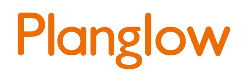 orange planglow logo Erudus integration