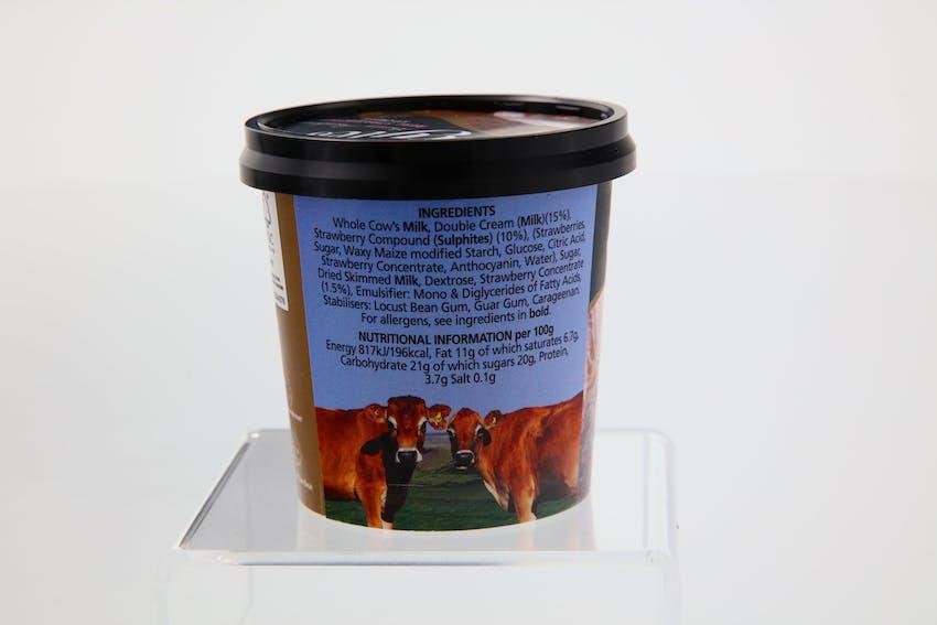 styles ice cream erudus image capture packshot