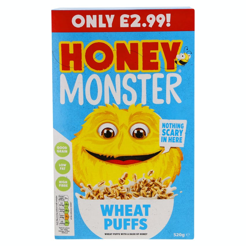 brecks honey monster erudus image capture front packshot