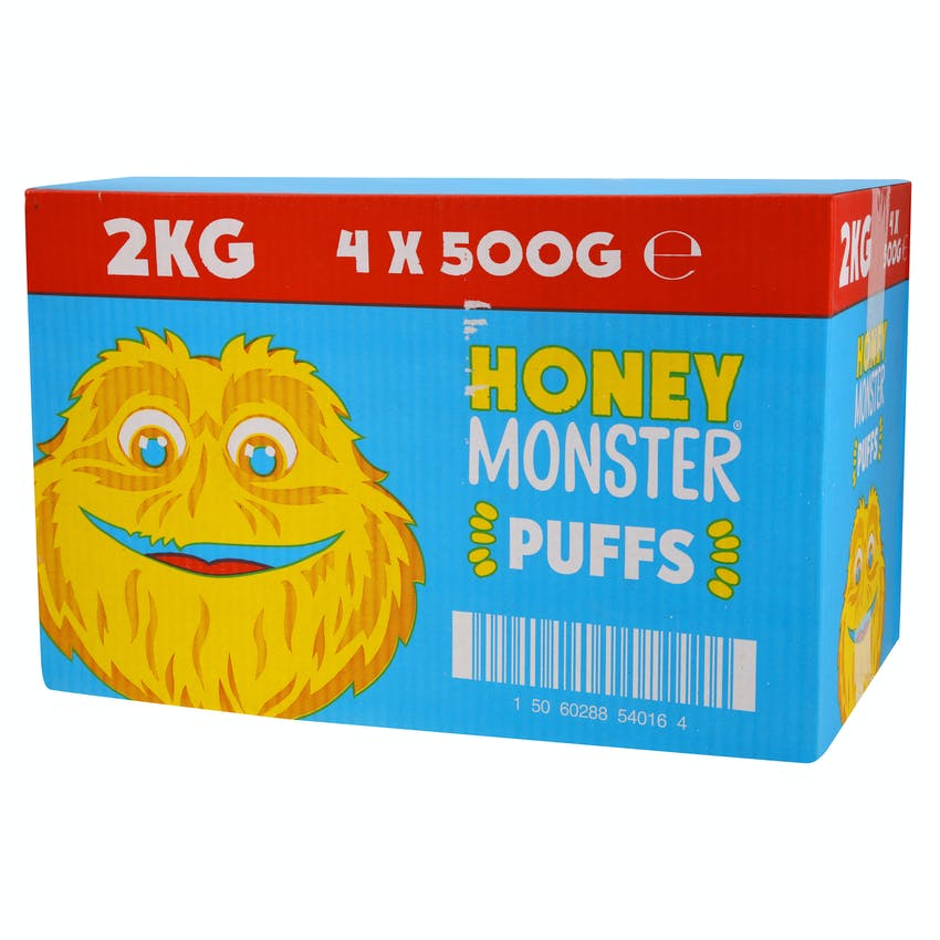 Brecks Honey Monster Puffs Caseshot Erudus Image Capture