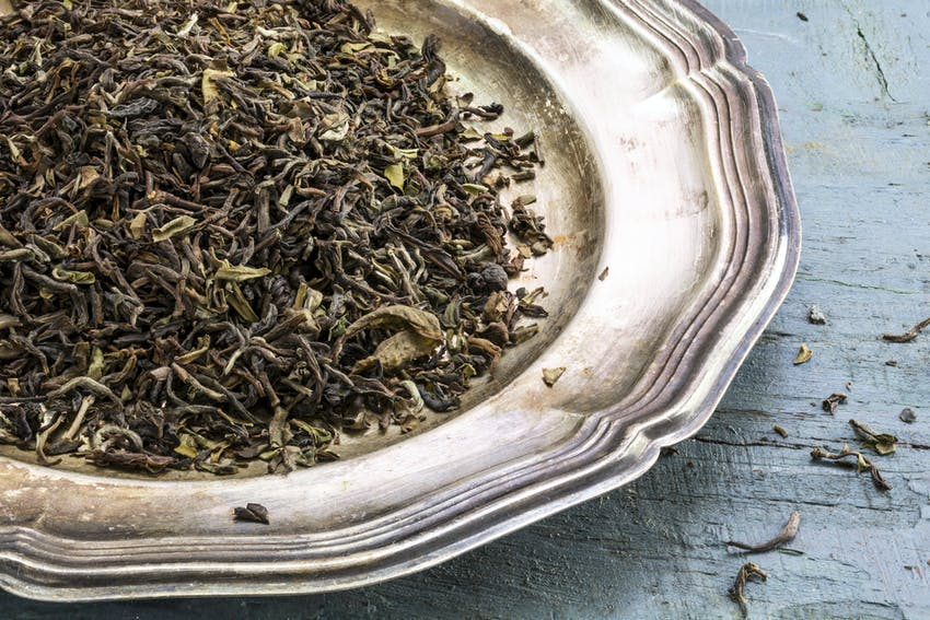 Darjeeling - one of the world's most famous teas