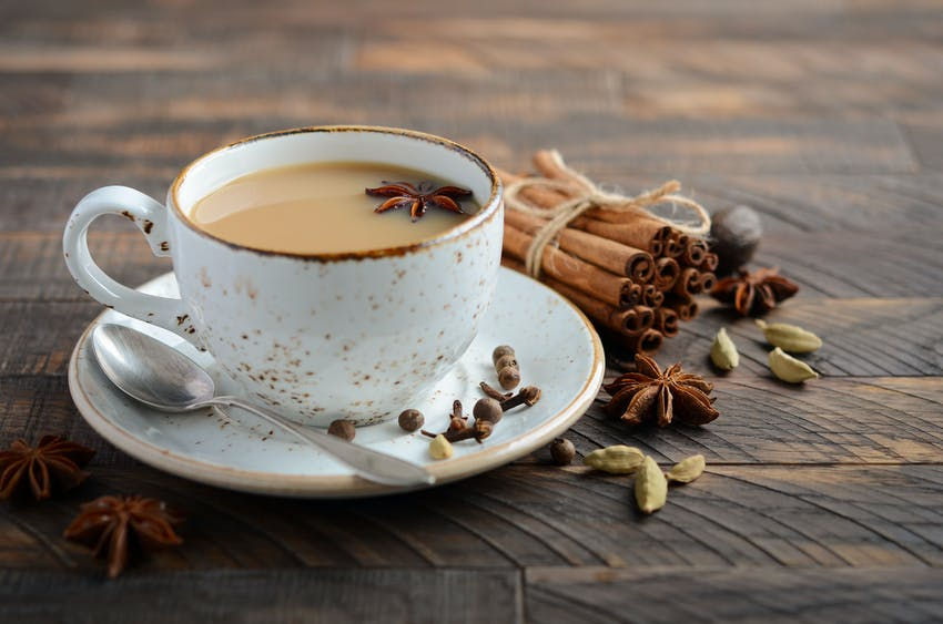 Chai - one of the world's most famous teas