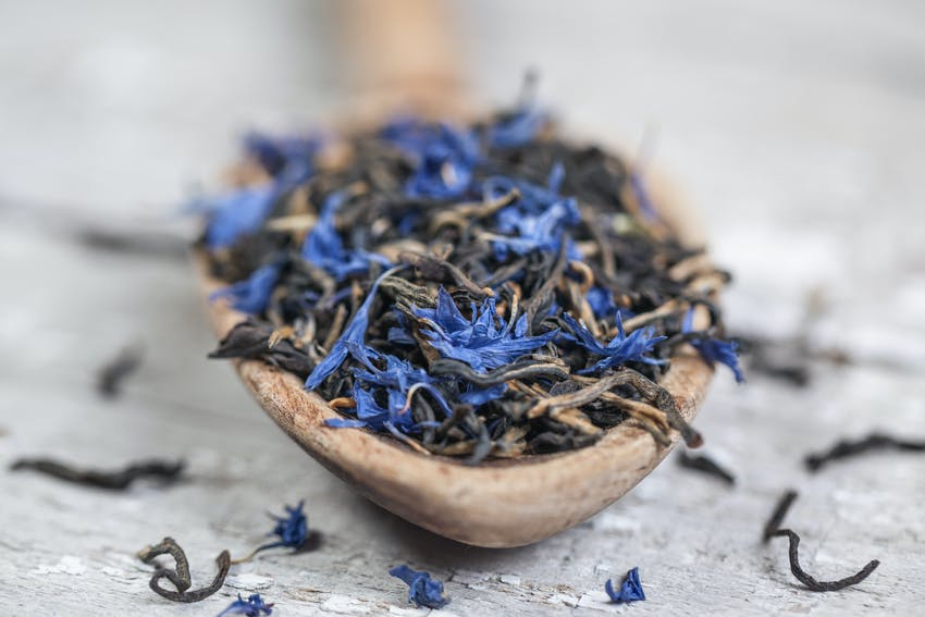 Earl Grey - one of the world's most famous teas