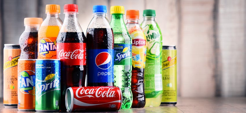 soft drinks are subject to the sugar tax