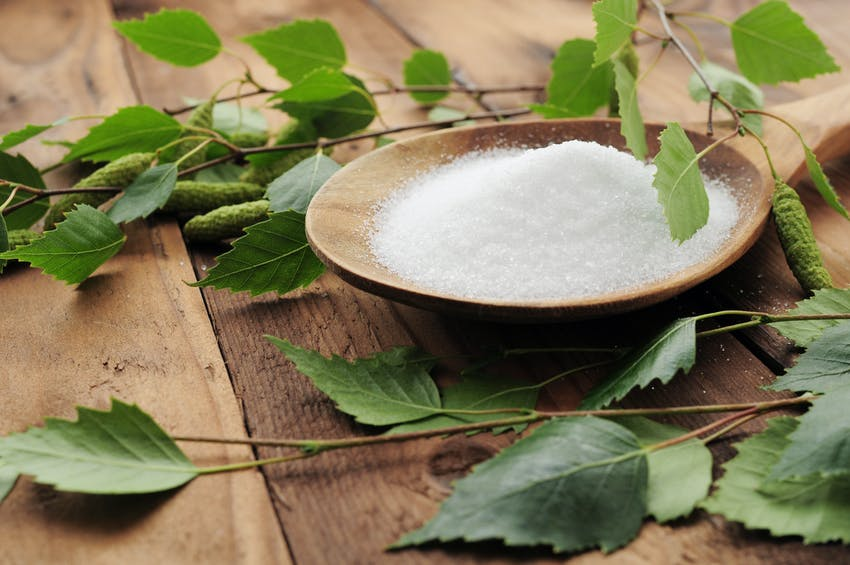 Foods that are good for your teeth - Xylitol