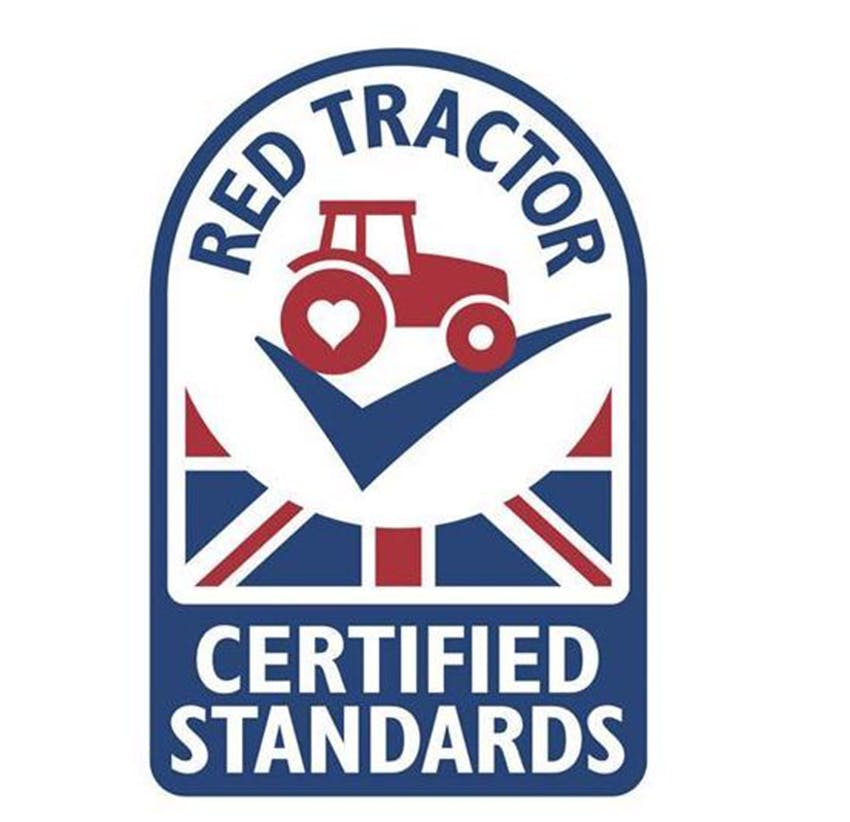 Red Tractor Certification - Red Tractor Logo