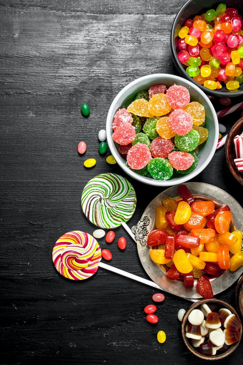 HFSS - sweets could be HFSS products