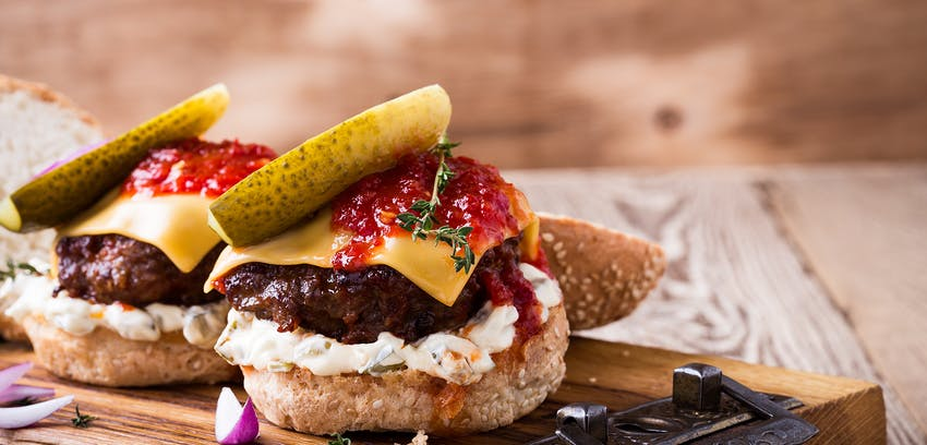 Best Burger Toppings - Pickles
