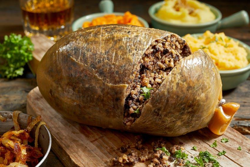 Best Scottish food and drink - Haggis