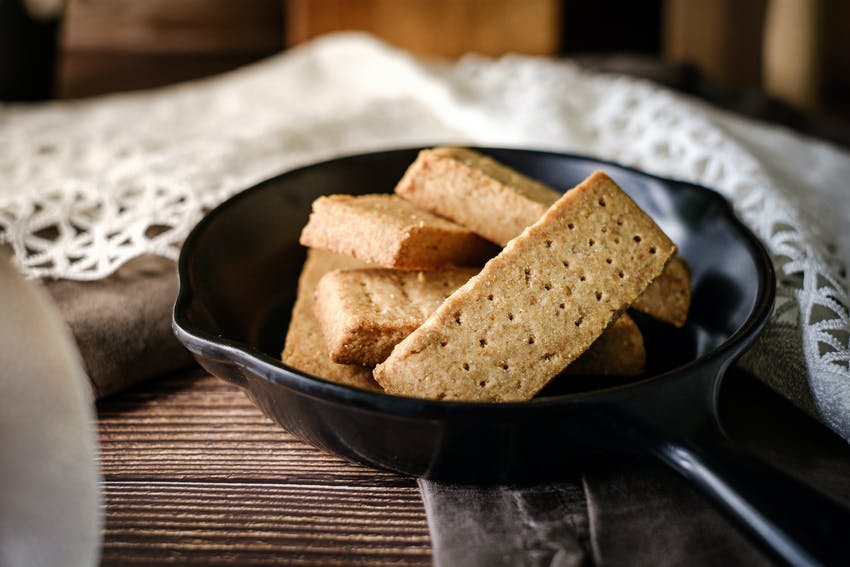Best Scottish food and drink - Shortbread