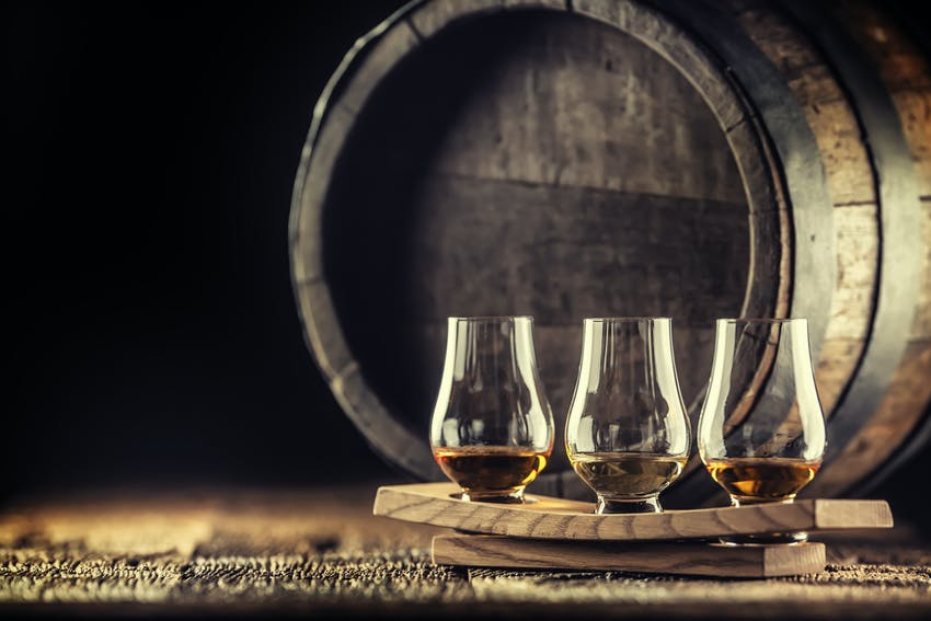 Best Scottish food and drink - Whisky