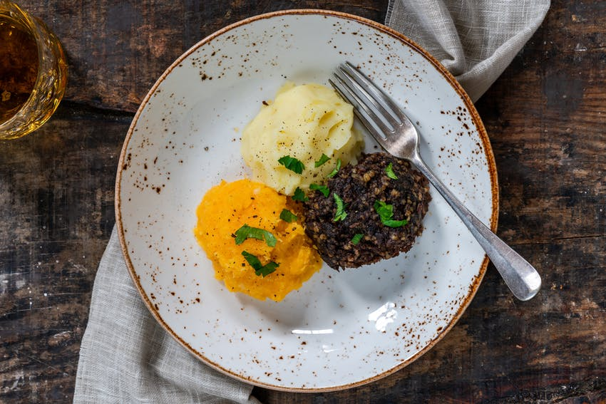 Best Scottish food and drink - Neeps and Tatties