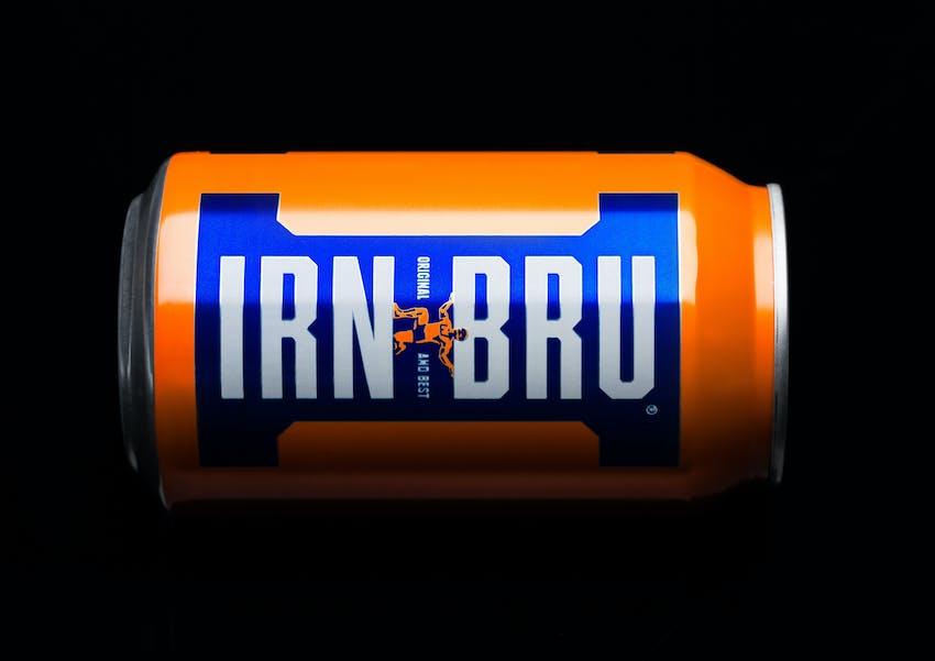 Best Scottish food and drink - Irn Bru