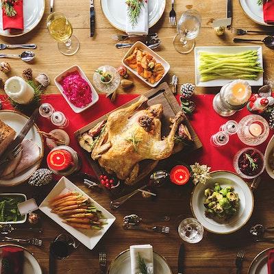 Christmas foods to make now, use later