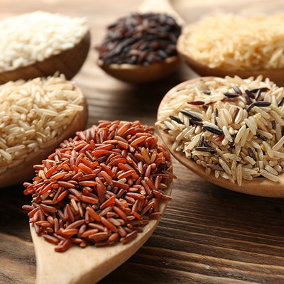 Rice guide - different varieties of rice