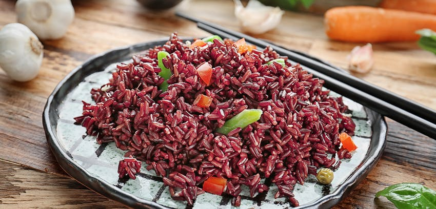 Rice guide - Red rice