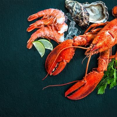 Allergen Deep Dive: Crustaceans - variety of crustaceans