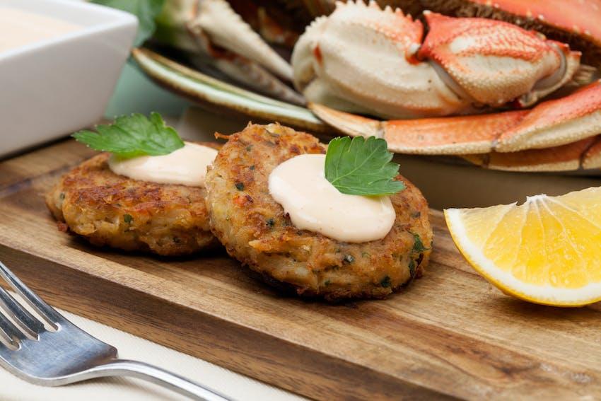 Allergen Deep Dive: Crustaceans - Crab cakes