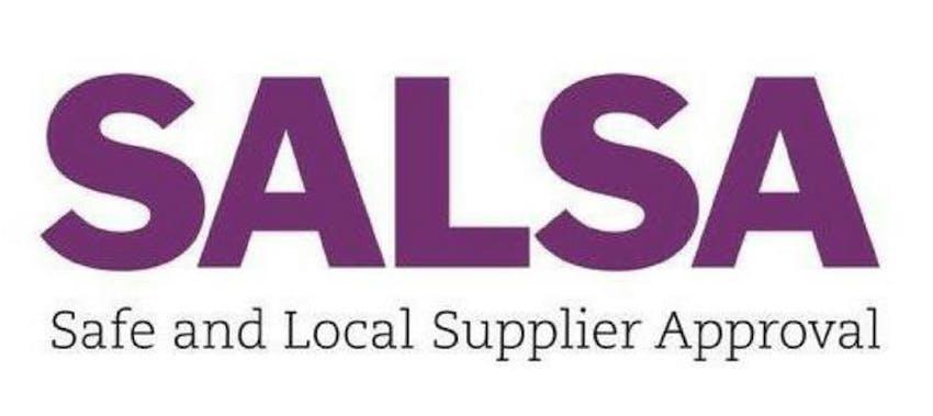 SALSA Certification - logo