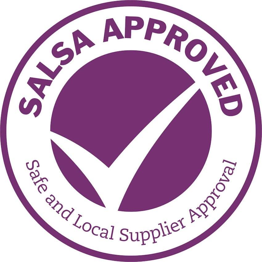 SALSA Certification - SALSA badge