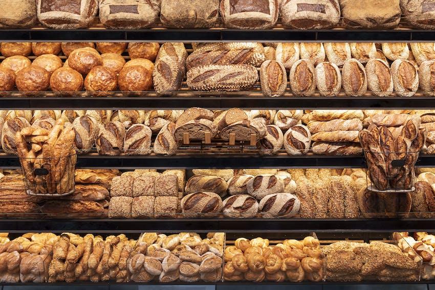 SALSA Certification - Bread selection