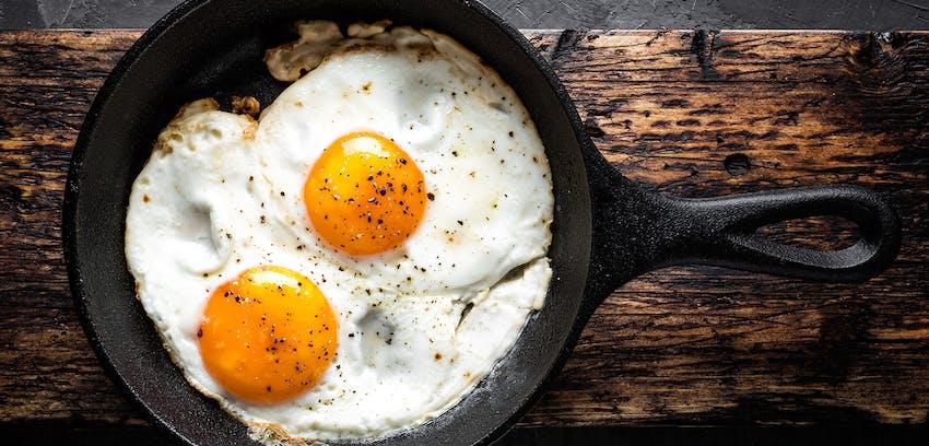 Allergen Deep Dive: Eggs - Fried eggs