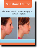 Article about the increase of chin implants in New York City