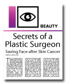 Beauty Secrets of a Plastic Surgeon