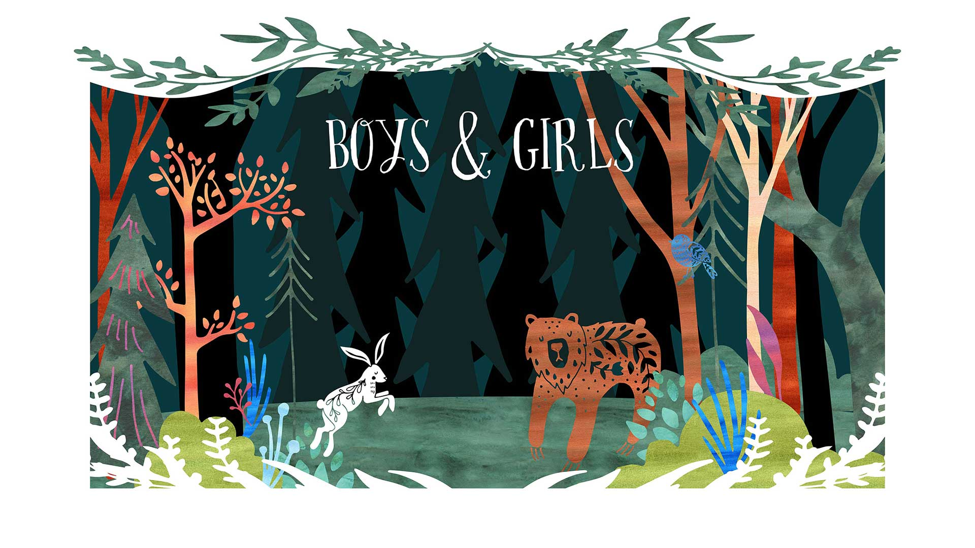 Series: Boys and Girls