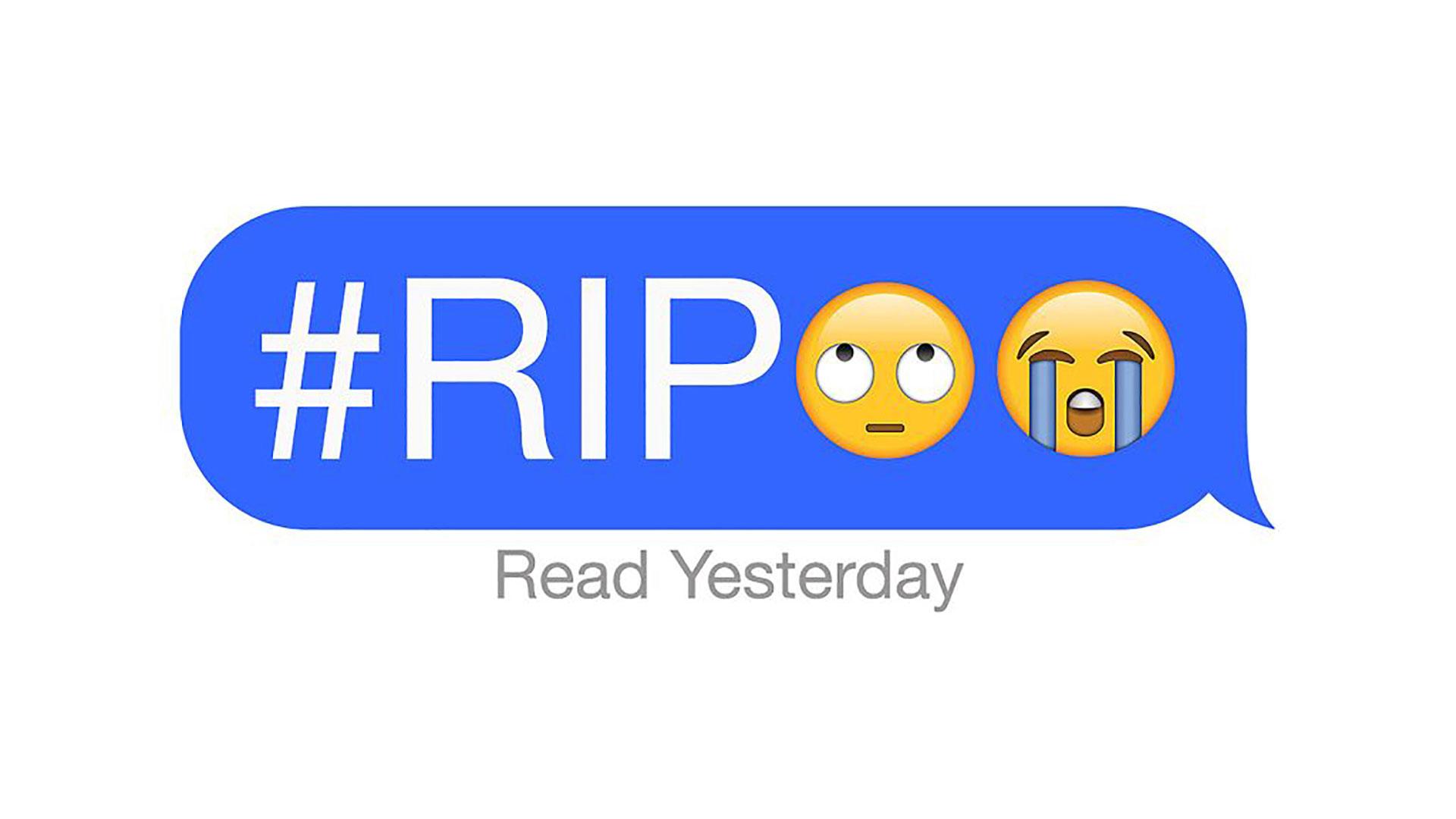 Series: #RIP