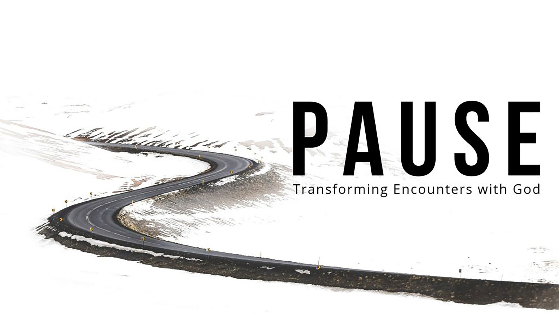 Series: Pause: Transforming Encounters With God