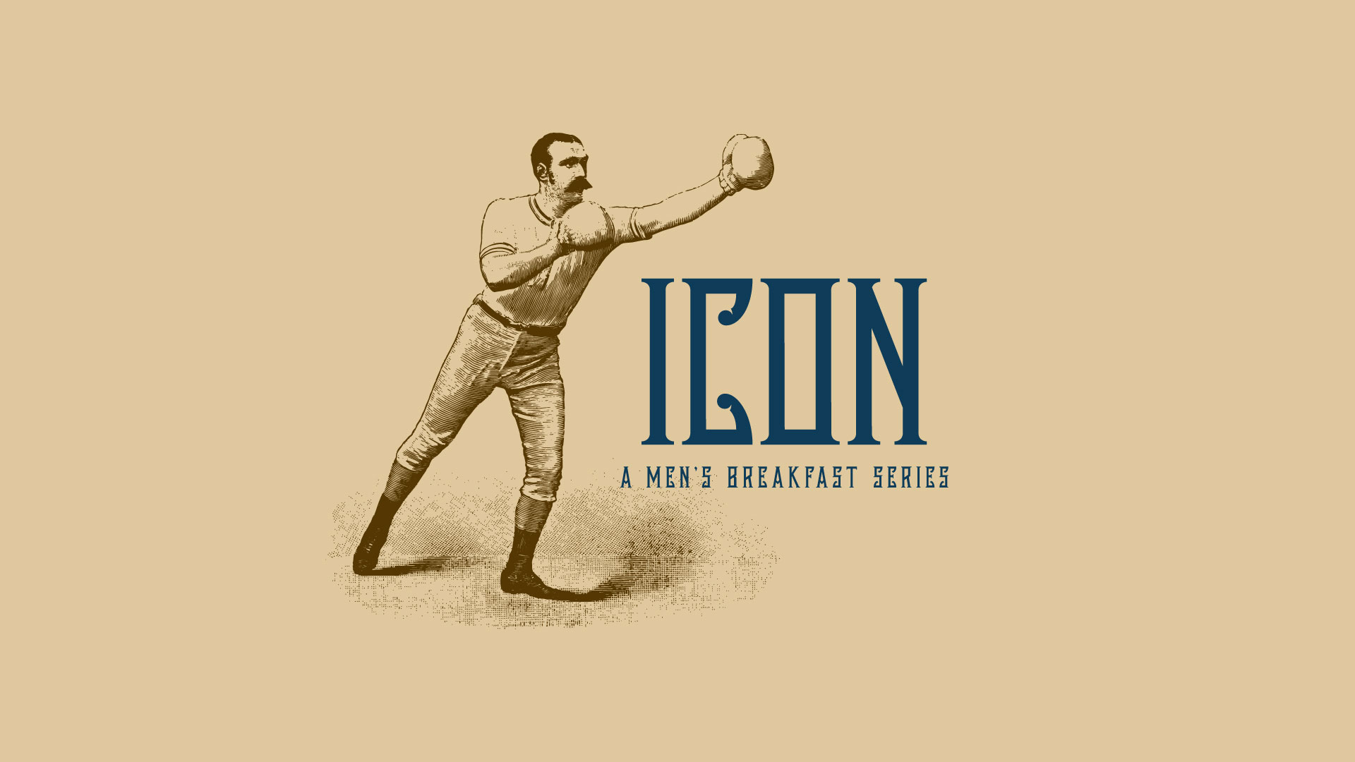 Series: Men's Breakfast Series: Icon