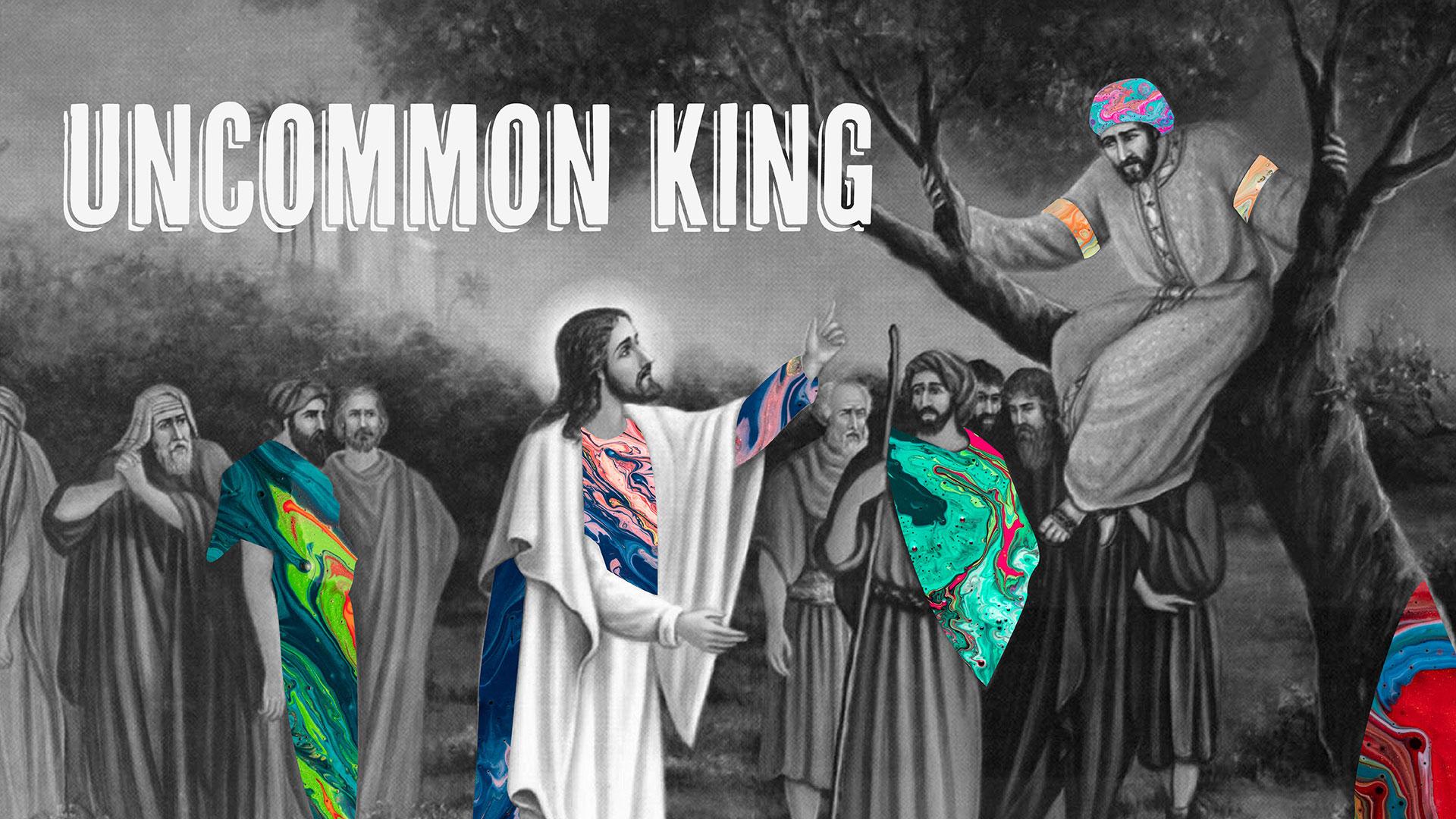 Series: Uncommon King
