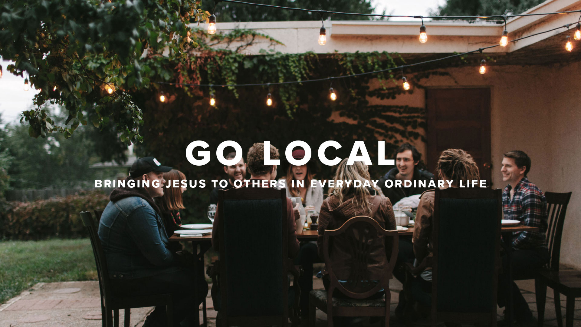 Series: Go Local