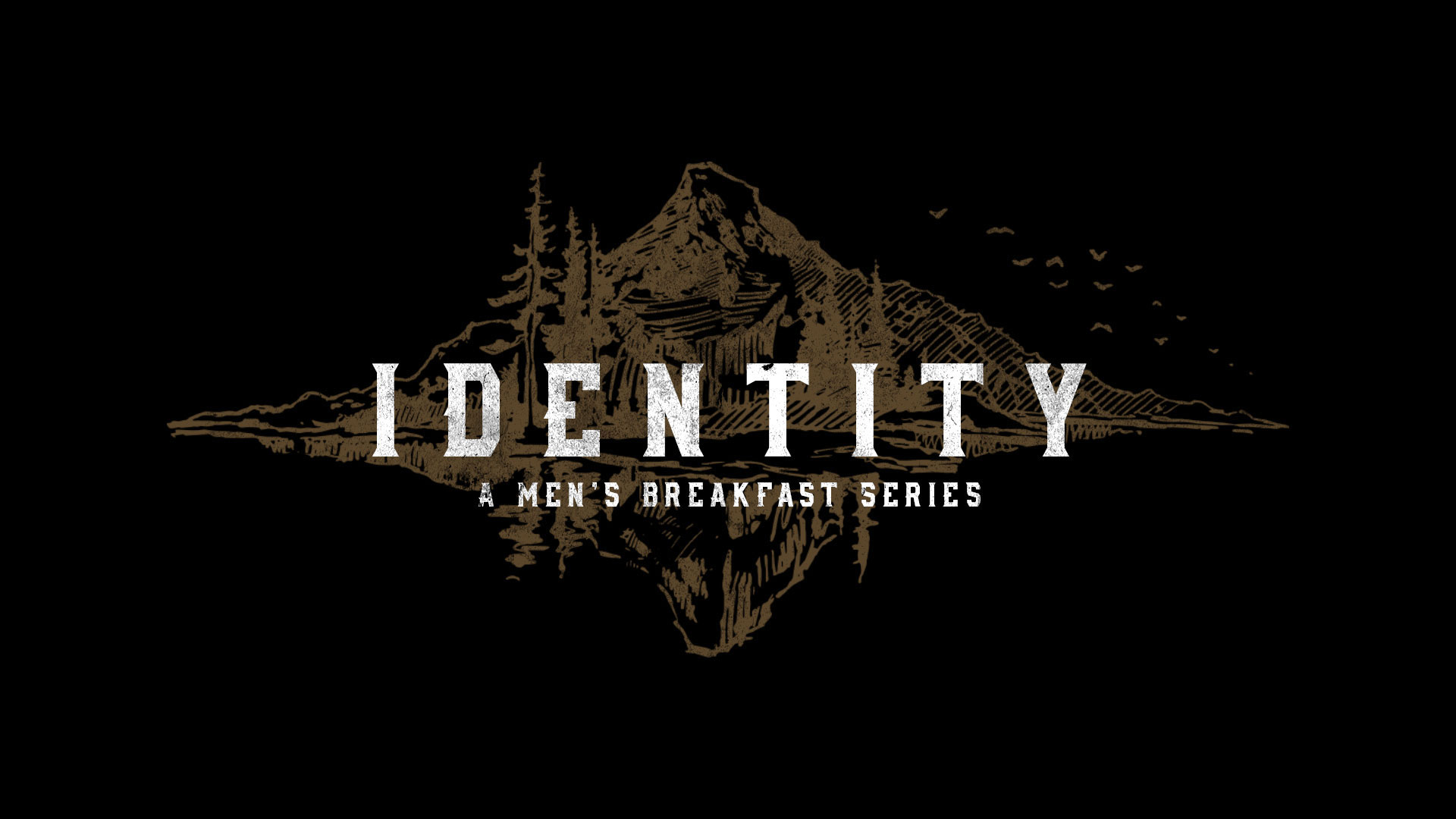 Series: Men's Breakfast Series: Identity
