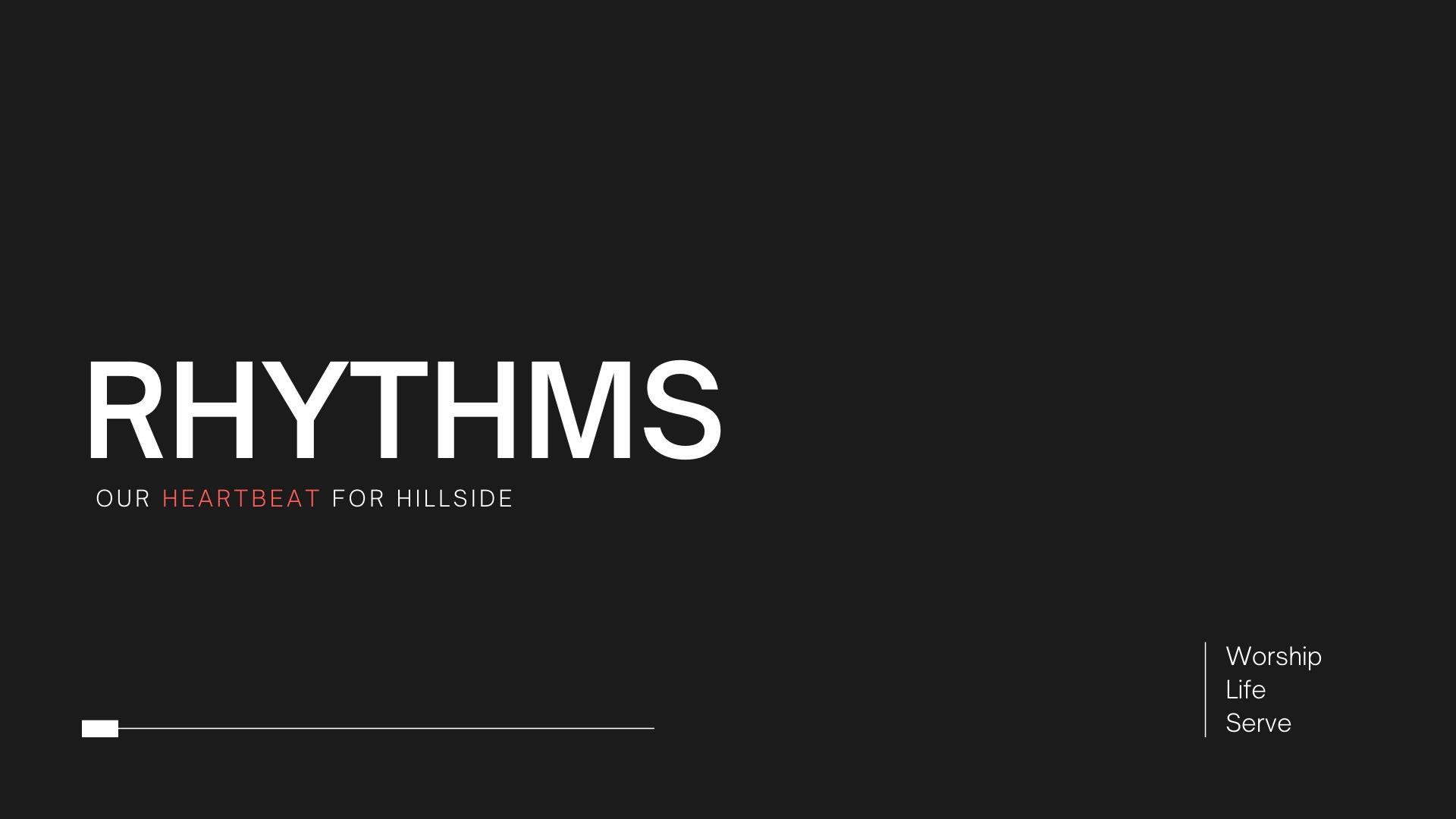 Series: Rhythms
