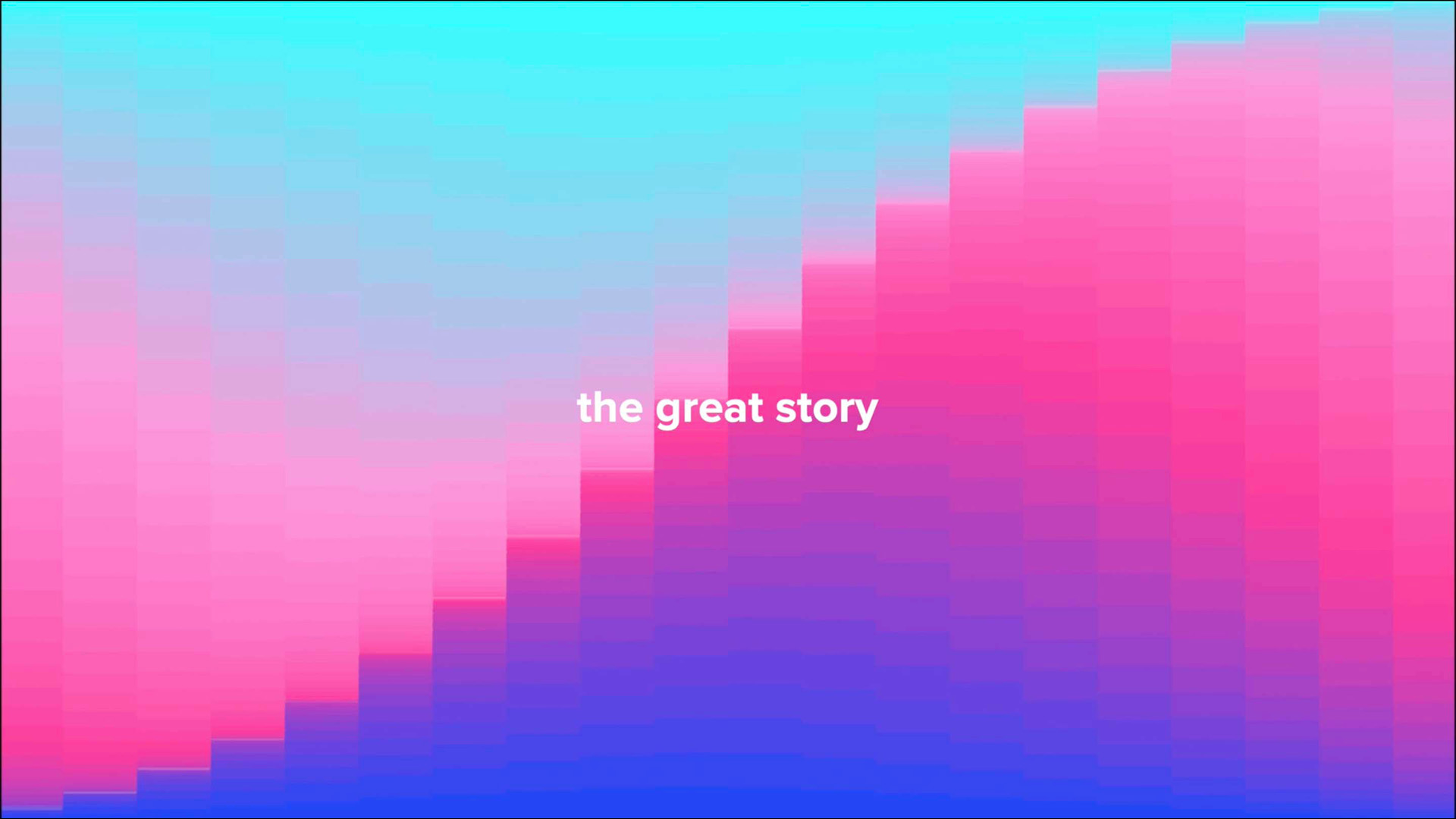 Series: The Great Story