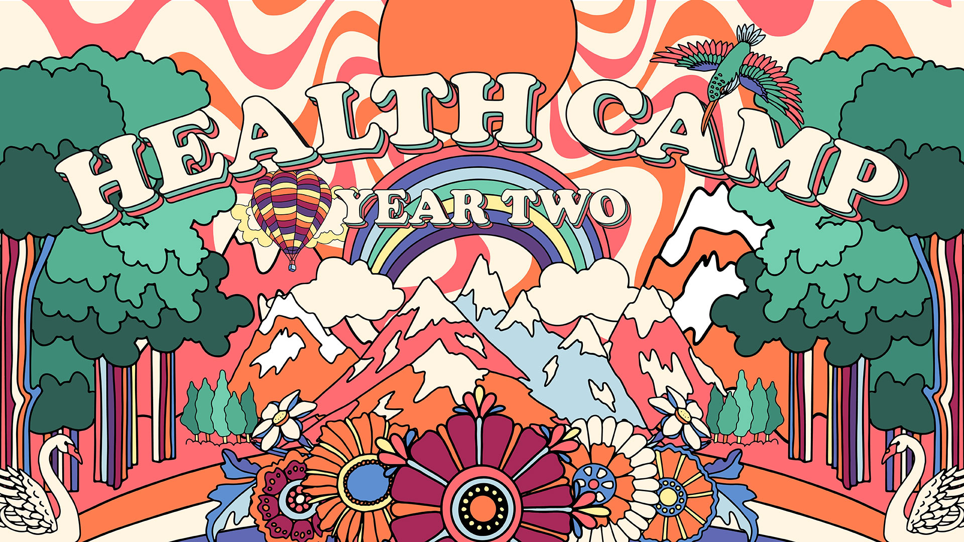 Series: Health Camp, Year Two