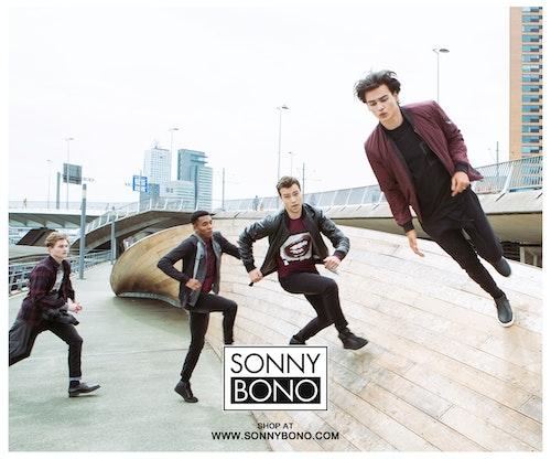 Nuova Collezione Sonny Bono A/I 2017!