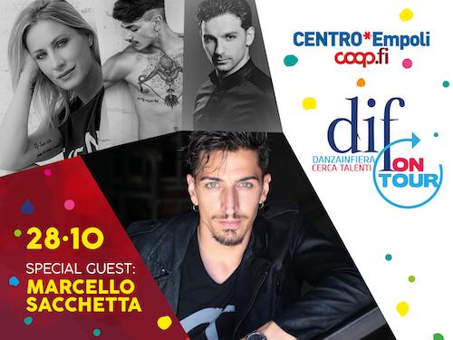Partecipa al Dif on tour!