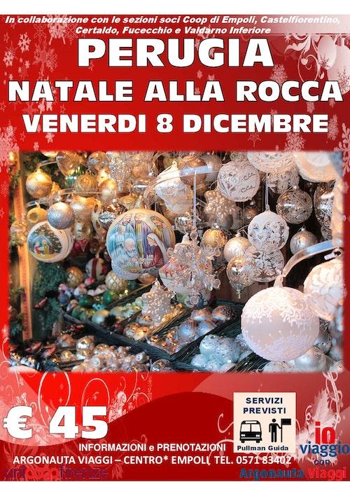 Perugia - Natale alla Rocca