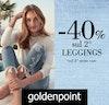 Promozione Leggings Goldenpoint
