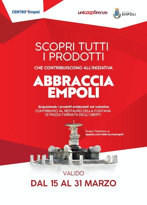 Abbraccia Empoli - scopri tutti i prodotti!